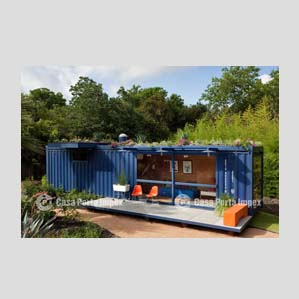 DESIGNER CONTAINER HOMES