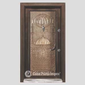EXCLUSIVE COPPER DOORS