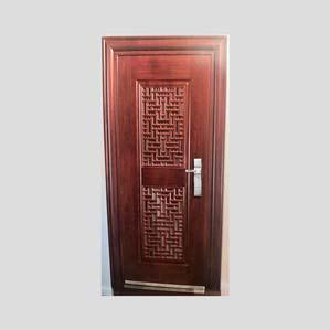 EXCLUSIVE GRILL DOORS